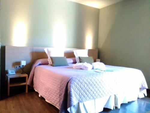 Doppel- oder Zweibettzimmer Hotel Spa Vilamont 56