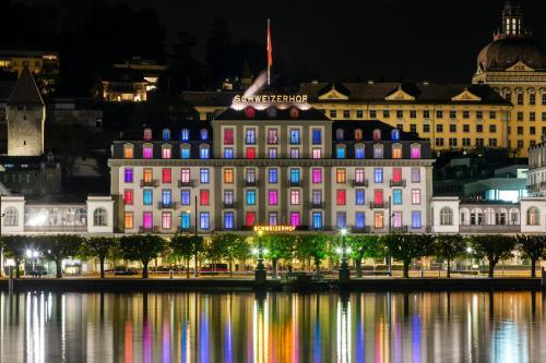 . Hotel Schweizerhof Luzern