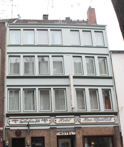 Altstadt Hotel Rheinblick photo 21
