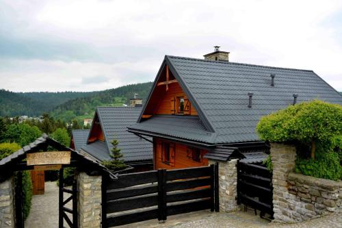 Alpejskie Domy Ski House - Chalet - Krynica
