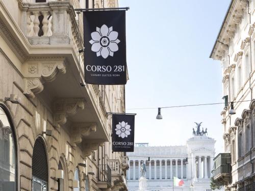 Via del Corso 281, Rome, Italy.