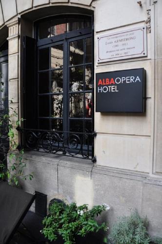 Alba Opéra Hôtel photo 70