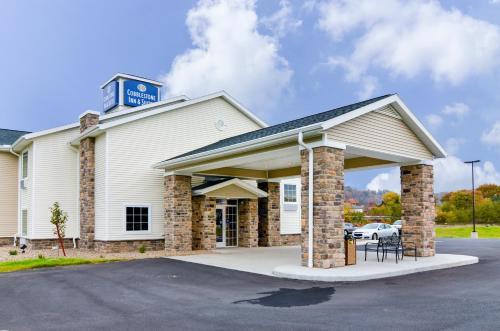 Cobblestone Inn & Suites Ambridge - Ambridge, PA 15003