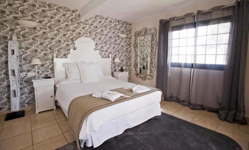 Doppelzimmer - Einzelnutzung Agroturismo Sa Talaia 9
