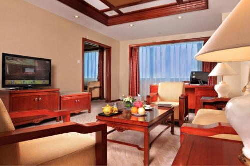 Xinhai Jin Jiang Hotel photo 25