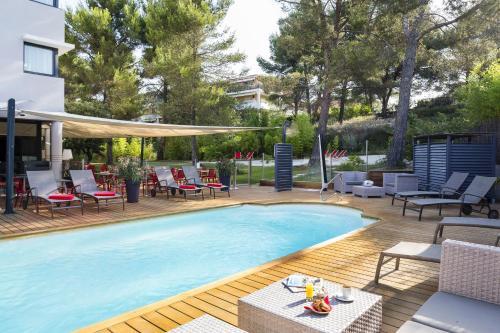 Best Western PLUS Hôtel de l'Arbois - Hôtel - Aix-en-Provence