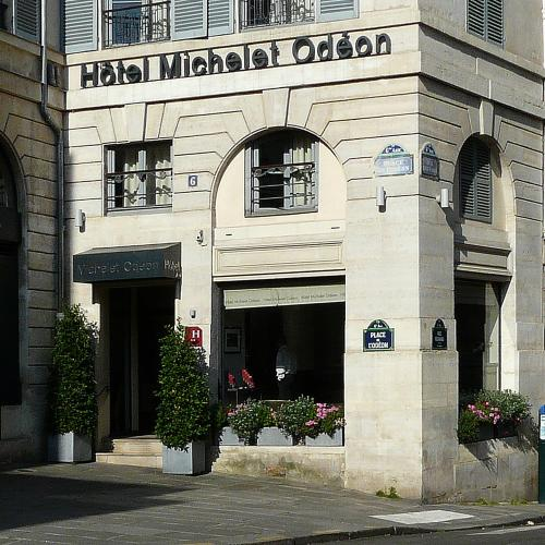 Hotel Michelet Odeon photo 14