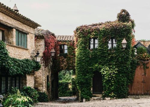 Casa de 4 dormitorios Deco - Casa Castell de Peratallada 44