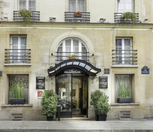 Hotel Ascot Opera - Hôtel - Paris