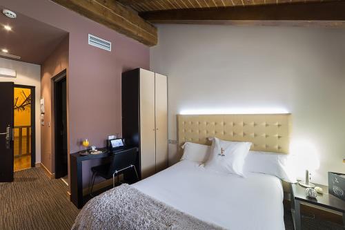 Habitación Doble - 1 o 2 camas - Ático Hotel Dolarea 6