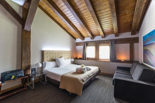 Superior Doppel- oder Zweibettzimmer - Einzelnutzung Hotel Dolarea 4