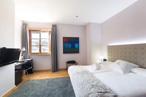 Standard Doppel- oder Zweibettzimmer - Einzelnutzung Hotel Dolarea 5