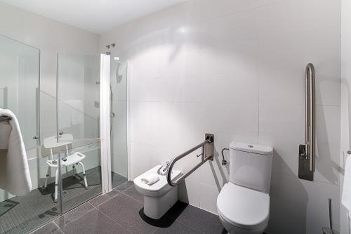 Standard Doppel- oder Zweibettzimmer - Einzelnutzung Hotel Dolarea 3