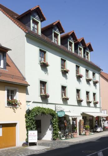 Altstadthotel Garni Grimma - Accommodation