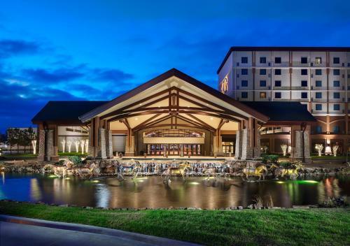 choctaw casino hotel arkansas