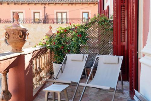 Suite Junior con terraza Aiguaclara 6
