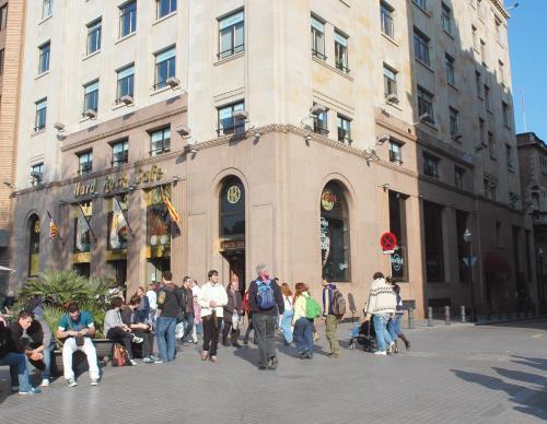 Enjoybcn Plaza Catalunya Apartment photo 18