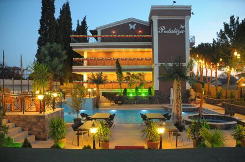 Gebze Pedaliza Hotel adres