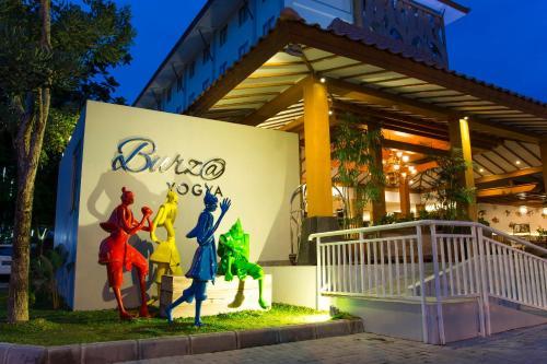 . Burza Hotel Yogyakarta