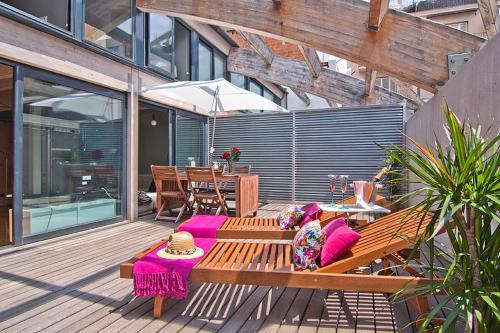 My Space Barcelona Executive Apartments Center
