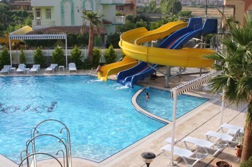 Arsuz Gumus Hotel rooms