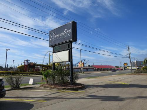 Executive Inn - Panama City Beach - Panama City Beach, FL 32407