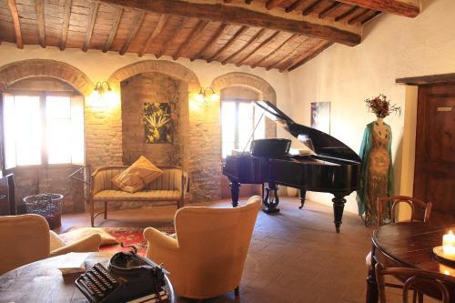Hotel b b l 39 orto delle terme bagno vignoni da 119 volagratis - Il loggiato bagno vignoni ...
