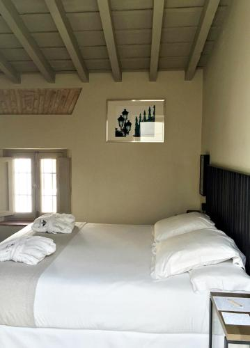 Double Room - single occupancy Hotel Boutique Casas de Santa Cruz 34