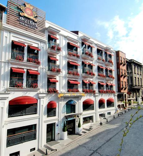Istanbul Dosso Dossi Hotels Old City indirim kuponu
