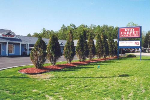 Red Carpet Inn & Suites Hammonton - Hammonton, NJ 08037