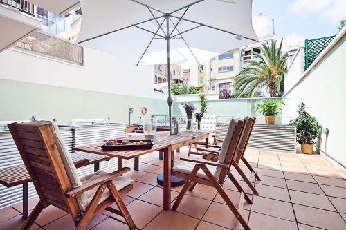My Space Barcelona Gracia Pool Terrace photo 28