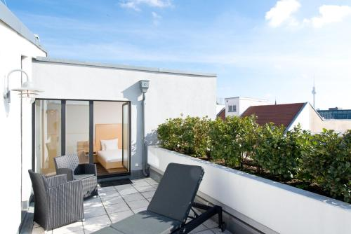 HSH Hotel Apartments Mitte impression