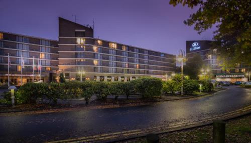 Hotels Near The O Institute Birmingham