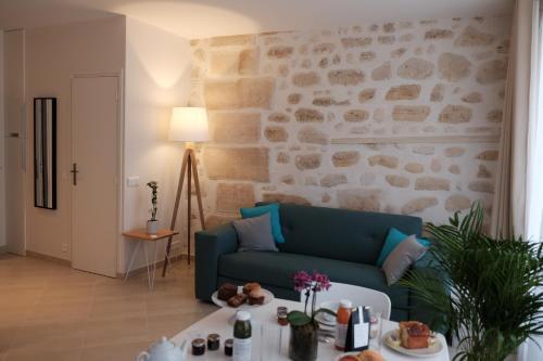 Jardin Saint Honoré Apartments photo 5