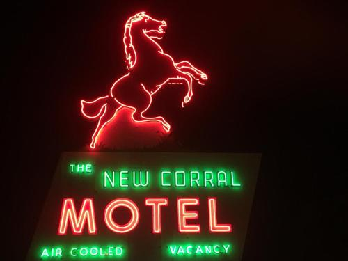 Hotel New Corral Motel