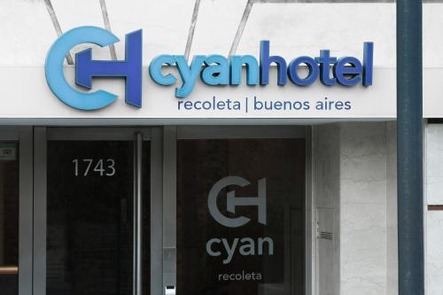 Cyan Recoleta Hotel photo 35