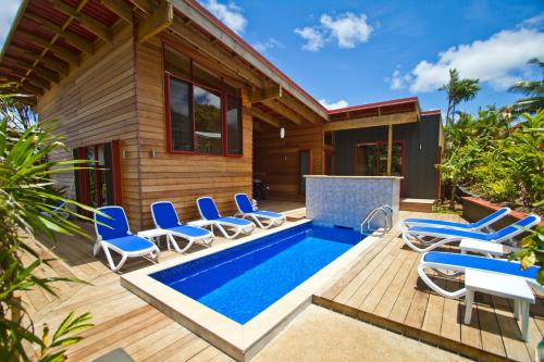 . Paradise Holiday Homes Rarotonga