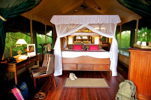 Samburu Intrepidstented Camp