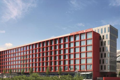 Mövenpick Hotel Frankfurt City photo 5