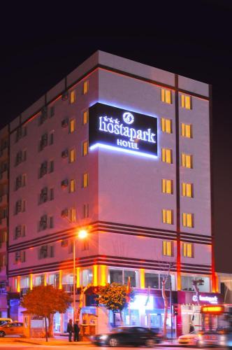Mersin Hostapark Hotel ulaşım