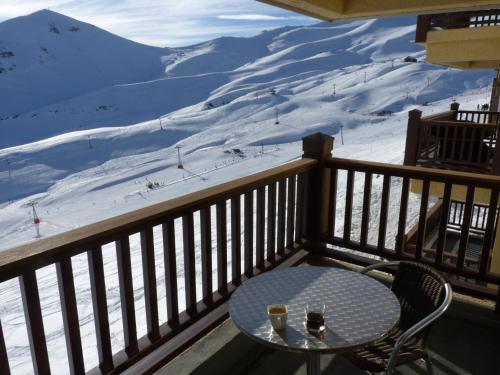 Valle Nevado Apartamento Ski In Out - Apartment - Valle Nevado