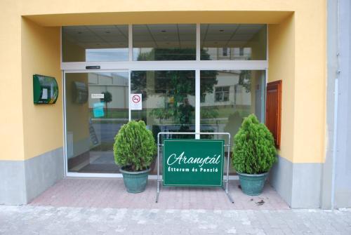 Hotel-overnachting met je hond in Aranytál Hotel - Komárom