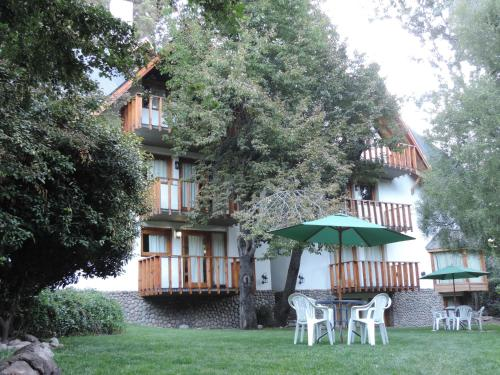 Cabañas Rucaleufu - Accommodation - San Martín de los Andes