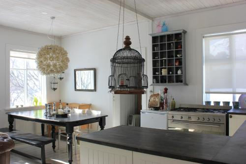 Þorsteinshús Four-Bedroom Farmhouse