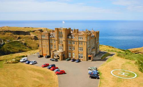 Camelot Castle Hotel, Tintagel, Cornwall