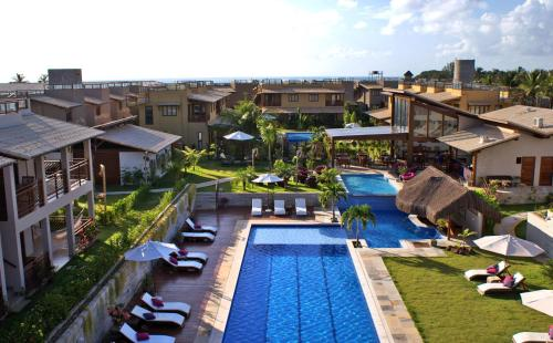 . Apartamentos no Condomínio Pipa Beleza Resort