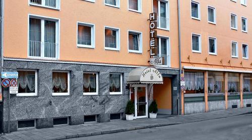 Hotel Alfa Zentrum photo 44