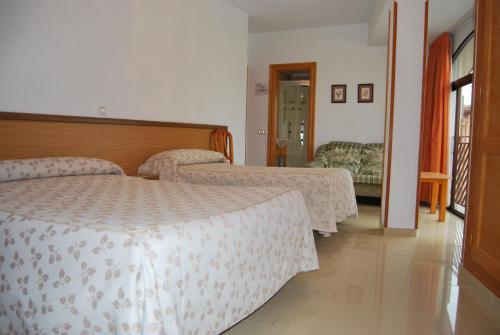 Hostal Cazalegas foto della camera