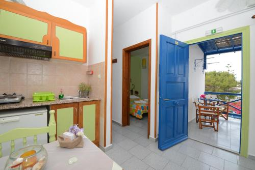 Apartment mit direktem oder seitlichem Meerblick (2 - 3 Erwachsene) (Apartment with Full or Side Sea View (2-3 Adults))