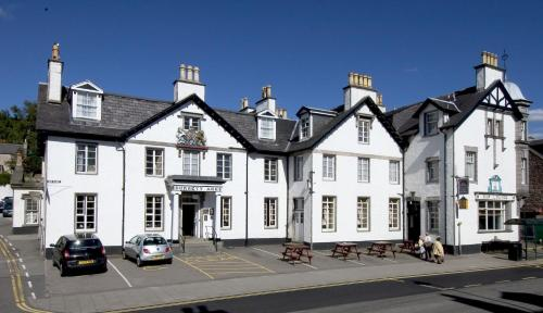 The Burnett Arms Hotel (B&B)
